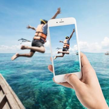 """7 טיפים נהדרים לצילום בחו""""ל מהטלפון"""